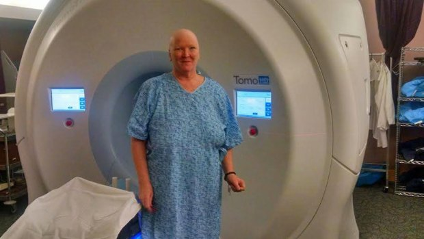 Images: Councilwoman Marti Emerald's Cancer Fight