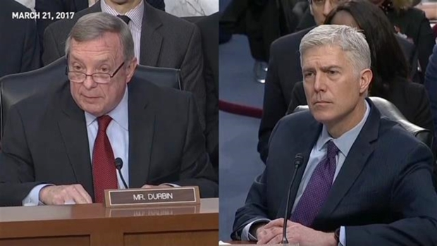 Judge Gorsuch begins confirmation hearings with Nebraska senator on panel (AUDIO)