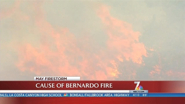 [DGO] Construction Work Cause of Bernardo Fire