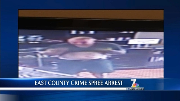 [DGO] Crime Spree Suspect Arrested