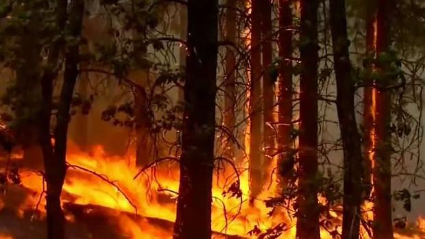 Mega-Fires Are Becoming the New Normal