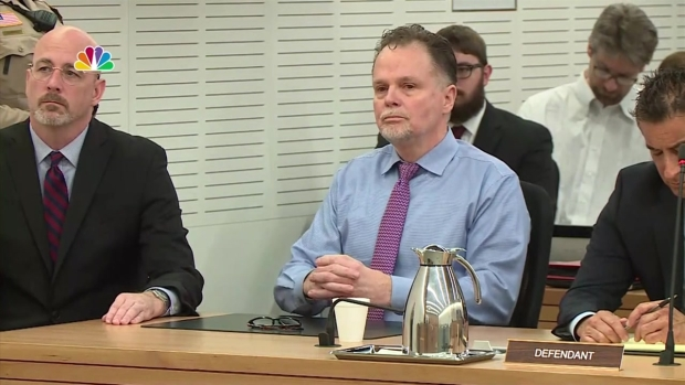[DGO]Jury Reads Verdict to Man Suspected of Burying Family of 4 in Calif. Desert