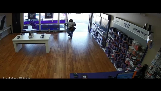 2 Suspects Wanted in Connection to 3 Metro PCS Armed