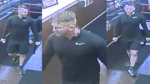 Caught on Cam: Suspect in Restaurant Beating Sought by Police