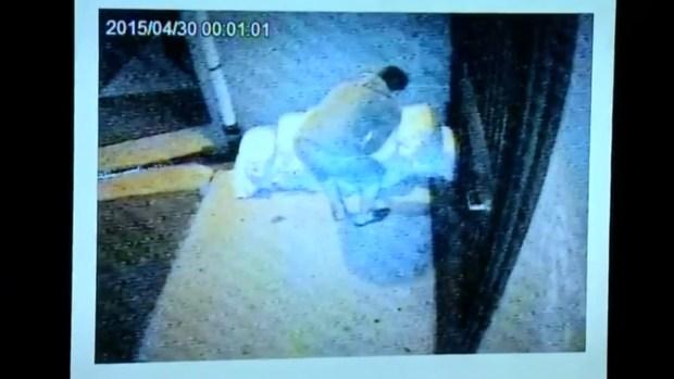 WATCH: Fridoon Rawshan Nehad Before Fatal Shooting