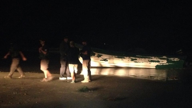 Arrests Made After Panga Washes Ashore