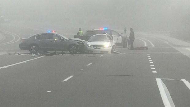 Mira Mesa Crash Kills Mother Driving Children: Police
