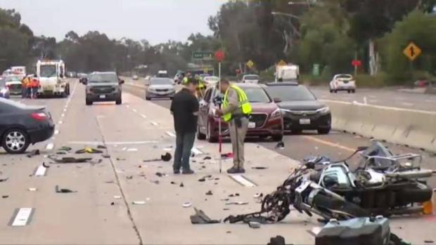 [DGO] Motorcyclist Killed in Multi-Car Crash on State Route 94
