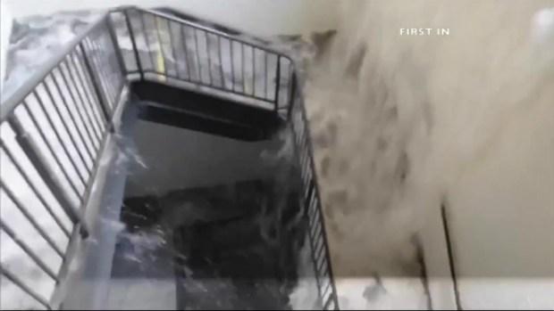 [LA] Water Still Leaking in Westwood