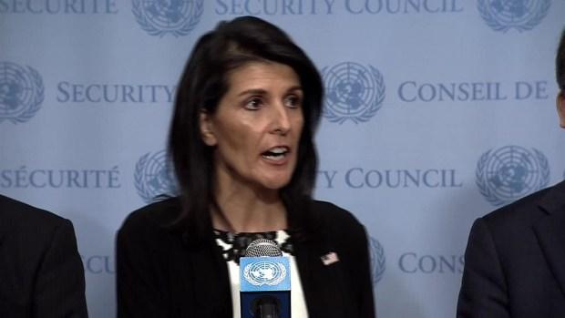 [NATL] North Korea Missile Tests 'Not Normal': US Ambassador
