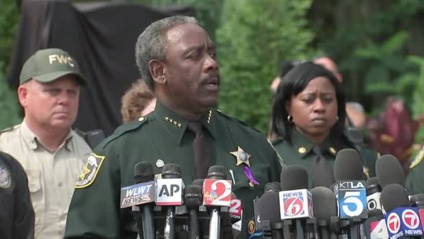 [NATL] Sheriff Identifies Boy Who Died in Gator Attack