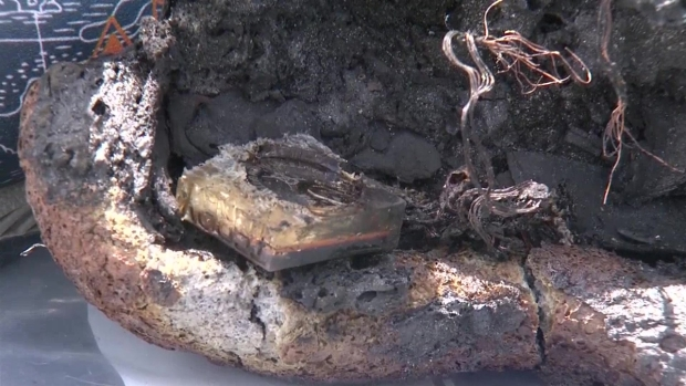 [NATL] Payless Pulls Light-up Shoes Believed to Have Caused Car Fire