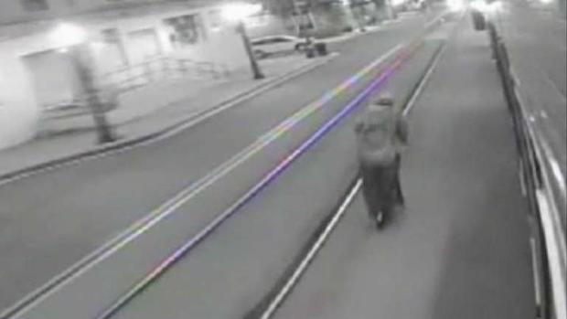 Video Shows Tandem Scooter Riders Crashing Into MTS Trolley