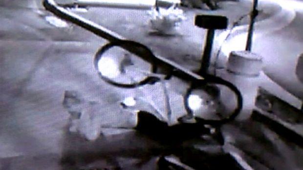 [NEWSC] Bike Thief Wipes Out