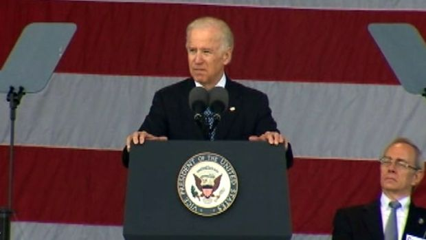 "[NATL] Biden: ""Boston, You Send A Powerful Message to The World"""