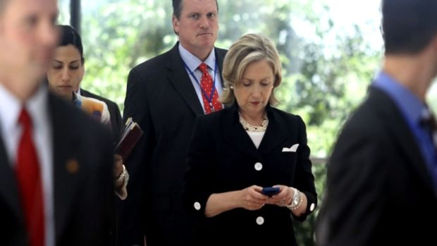 [NATL] Clinton Broke Federal Rules With Email Server, Audit Finds