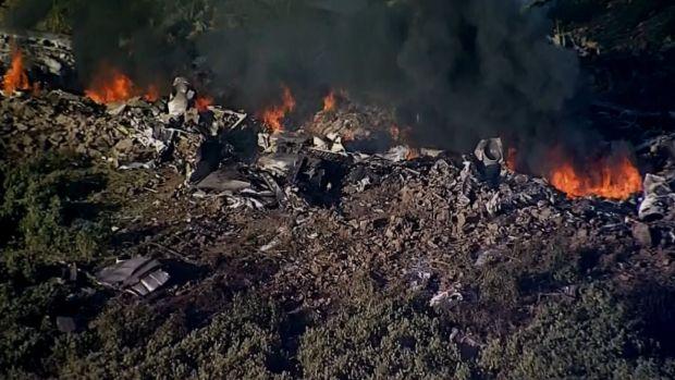[NATL] Military Plane Crash Leaves 16 Dead