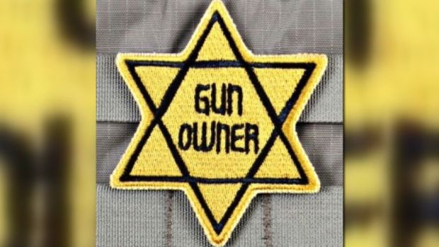 [NATL] Missouri Gun Shop Pulls Star of David Patches