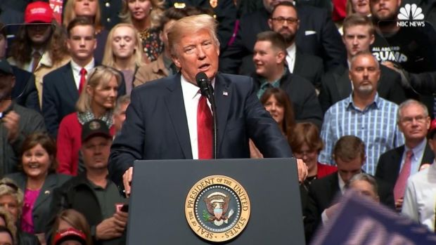 [NATL] Trump Travel Ban Blocked as Budget Plan Looms on Social Programs