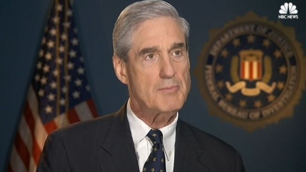 Trump has 'no intention' to fire Mueller