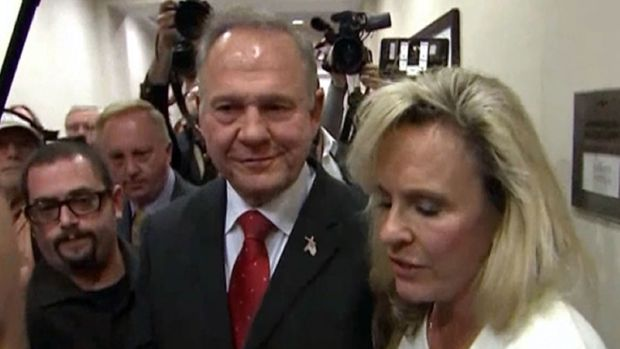 [NATL] Roy Moore's Communications Director Resigns as Moore Continues to Deny Sexual Misconduct Allegations