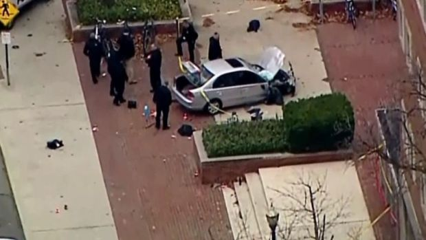 [NATL] Nine Injured in Intentional OSU Attack: Officials