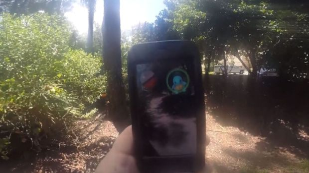 [NATL]  Homeowner Opens Fire On 'Pokemon Go' Players