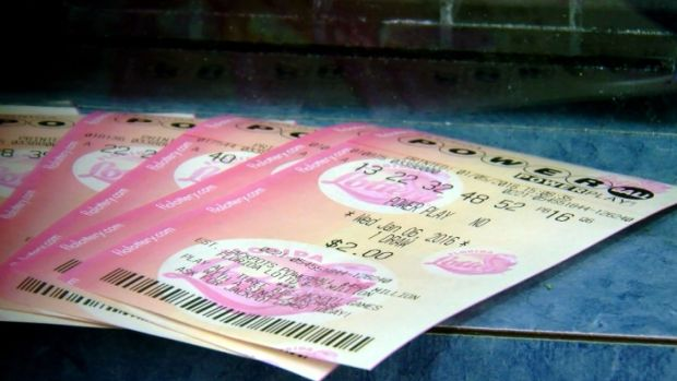 [NATL] With $500M Jackpot, Powerball Frenzy Grows