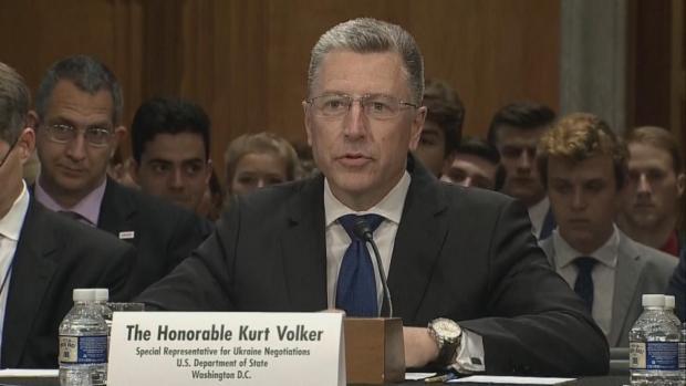[NATL] Former Ukraine Envoy to Testify in Impeachment Inquiry