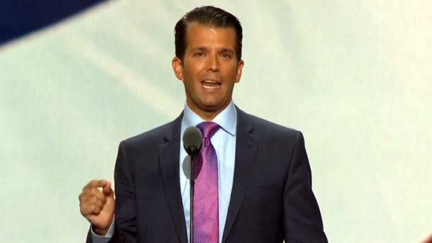 Trump Jr. Admits to Correspondence With Wiki Leaks During Trump Campaign