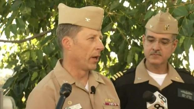 NMCSD Capt. Curt Jones on Reported Threat