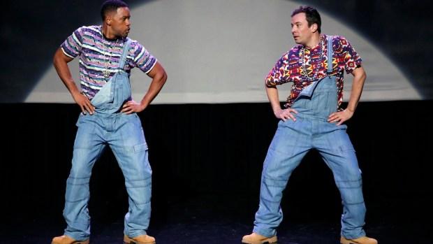 "[NATL] Fallon's Star-Studded ""Tonight Show"" Debut"