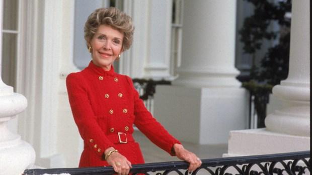 [NATL-LA] Nancy Reagan Through the Years