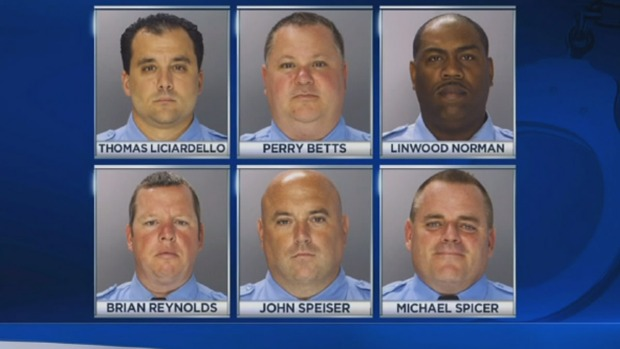 [PHI] Corruption Scandal: Six Philadelphia Police Officers Facing Multiple Charges