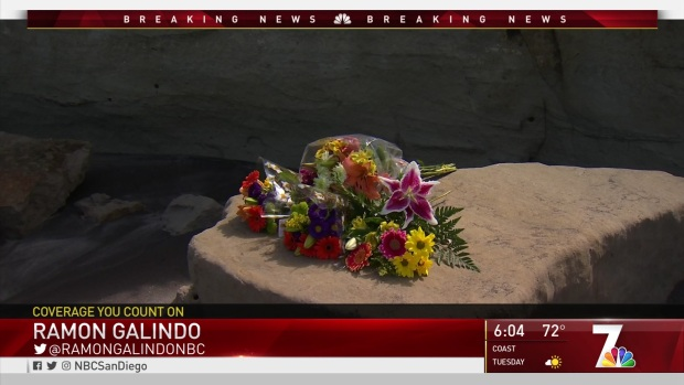 Neighbors Mourn Victims of Cliff Collapse