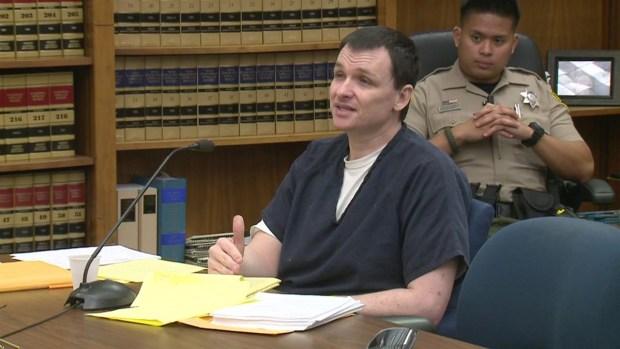 Nemeth Pleads His Case Before Judge Weber
