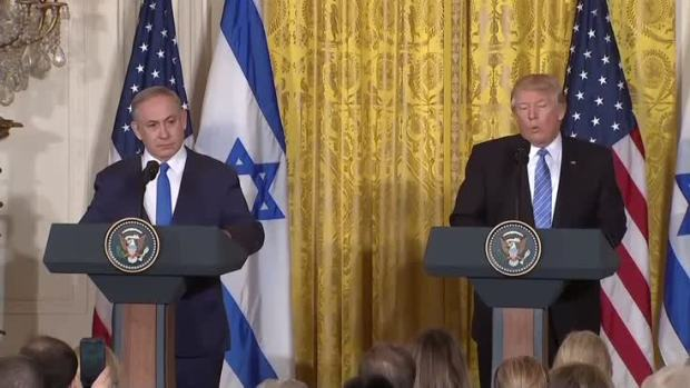 Standing With Israel PM Trump Affirms Support for Jewish-Americans Israel