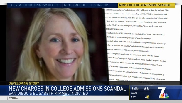 [DGO] La Jolla Woman Faces New Charges in College Admissions Scam