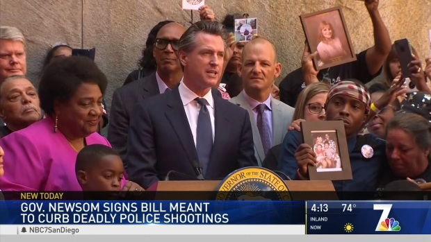 [DGO] Bill to Curb Deadly Police Shootings Becomes a Law