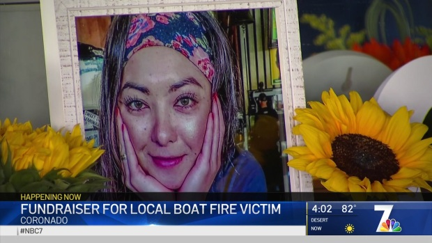 [DGO] Coronado Bar Holds Fundraiser for Victim of Boat Fire, Former Employee