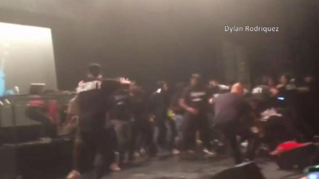 [DGO] North Park Residents Critical of Concert Venue After Brawl On Stage