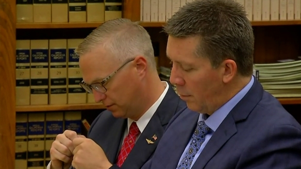 [DGO] Ex-Navy Commander Accused of Sex Crime Prays the Rosary
