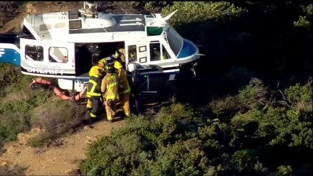 [DGO]1 Dead, 1 Trapped for Hours in Oceanside Plane Wreckage