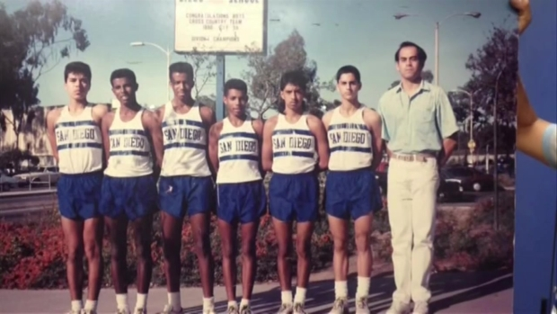 Meb's Former Coach Describes Talent