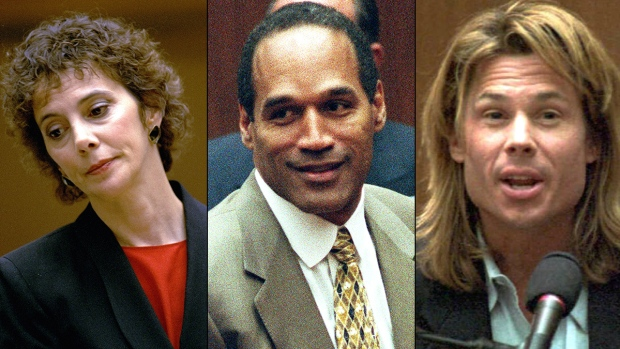 OJ Trial: Key Players Then and Now
