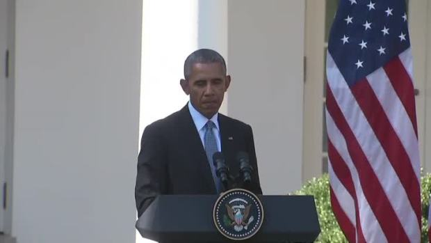 [NATL] Obama Calls Trump's Rigged Election Claims 'Unprecedented'