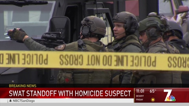 [DGO] SWAT Standoff Continues With Homicide Suspect