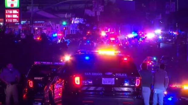 [DGO STRINGER] Officers Injured in Shooting Expected to Make Full Recovery: SDPD Chief