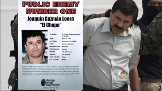 [DGO] Mexican Drug Kingpin with SD Ties Captured