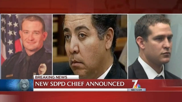 [DGO] New SDPD Chief Named